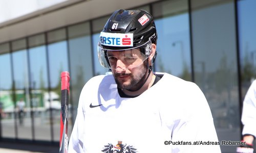 Patrick Spannring, ÖEHV Team IIHF World Championship 2018 ©Puckfans.at/Andreas Robanser