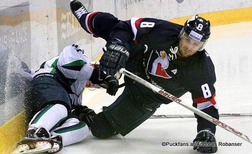 Michal Sersen #8, HC Slovan Bratislava ©Puckfans.at/Andreas Robanser
