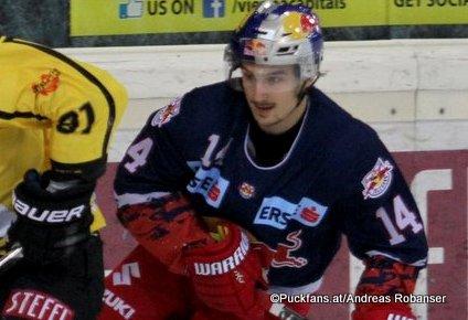 Daniel Wachter #14. EC Red Bull Salzburg ©Puckfans.at/Andreas Robanser