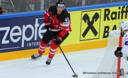 Patrick Wiercioch #46, Team Canada IIHF World Championship 2015 ©Puckfans.at/Andreas Robanser