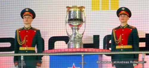 KHL Ggagarin Cup ©Puckfans.at/Andreas Robanser