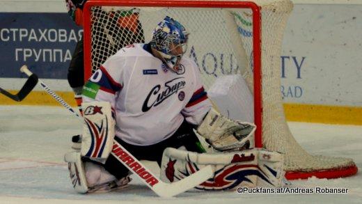 Bernd Brückler, Sibir Novosibirsk KHL Season 2011 - 2012 ©Puckfans.at/Andreas Robanser