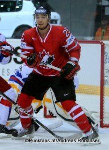 IIHF World Championship 2011 Chris Sewart #25, Team Canada Ondrej Nepela Arena, Bratislava ©Puckfans.at/Andreas Robanser