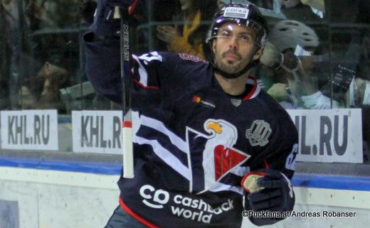 Michal Repik. HC Slovan Bratislava KHL Season 2017-2018 ©Puckfans.at/Andreas Robanser