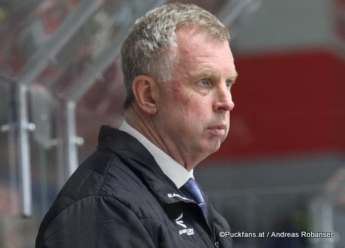 Head Coach Rob Daum ©Puckfans.at/Andreas Robanser