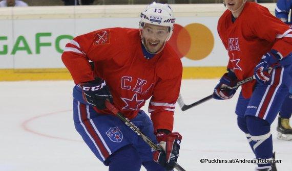 Pavel Datsyuk, SKA St.Petersburg ©Puckfans.at/Andreas Robanser