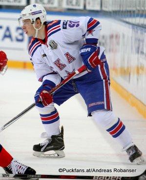 Nikita Gusev, SKA St.Petersburg ©Puckfans.at/Andreas Robanser
