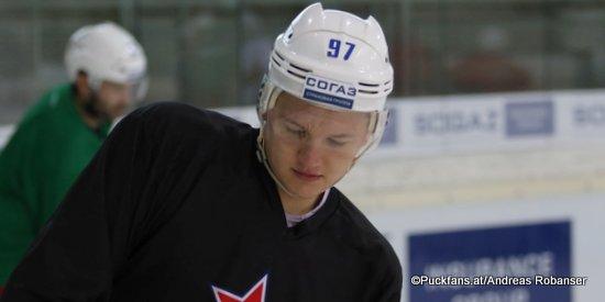 Kirill Kaprizov, CSKA Moskau ©Puckfans.at/Andreas Robanser