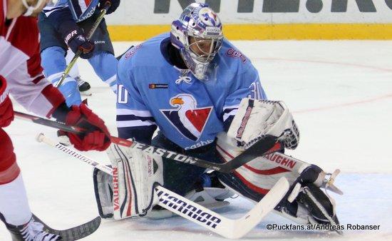 Jakub Stepanek #30, HC Slovan Bratislava ©Puckfans.at/Andreas Robanser