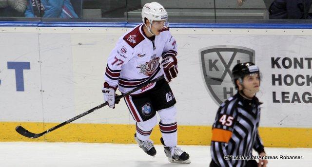 Patrick Mullen, Dinamo Riga KHL Season 2016/2017 ©Puckfans.at/Andreas Robanser