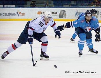 HC Slovan Bratislava - Torpedo Nizhny Novgorod Zuzana Sefcovicova