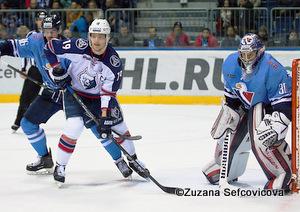 HC Slovan Bratislava - Neftekhimik Zuzana Sefcovicova