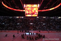 HC Slovan Bratislava - Metallurg Magnitogorsk ©Puckfans.at/Andreas Robanser