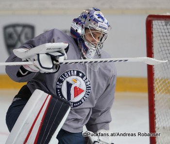 Jakub Stepanek. HC Slovan Bratislava © Puckfans.at / Andreas Robanser