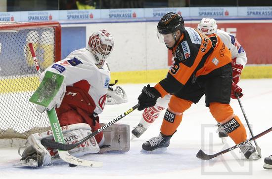 Moser Medical Graz 99ers vs. EC KAC; EBEL Regular Season; Merkur Arena, Graz; 26.12.2018; ©Werner Krainbucher, Puckfans.at