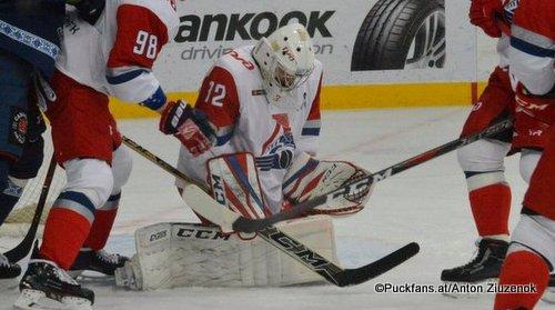 Lokomotiv Yaroslavl Ilya Konovalov #32 ©Puckfans.at/Anton Ziuzenok