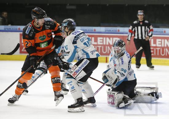 Moser Medical Graz 99ers vs. EHC Liwest Black Wings Linz; EBEL Regular Season; Merkur Arena, Graz; 11.01.2019; ©Werner Krainbucher, Puckfans.at