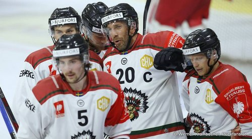 Frölunda Indians, Champions Hockey League Joel Lundquist #20 ©Krainbucher Werner/Puckfans.at