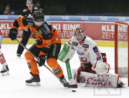 Moser Medical Graz 99ers vs. EC KAC; EBEL; Placement Round; Merkur Arena, Graz; 03.03.2019; ©Werner Krainbucher, Puckfans.at