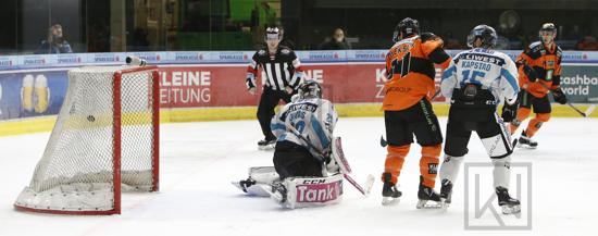 Moser Mecical Graz 99ers vs. EHC Liwest Black Wings Linz; Playoff; Viertelfinale; EBEL; Merkur Arena; Graz; 15.03.2019; ©Werner Krainbucher