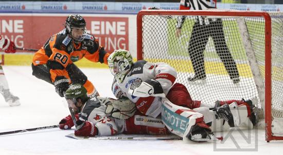 Moser Medical Graz 99ers vs. HCB SŸdtirol Alperia; Platzierungsrunde; EBEL; Merkur Arena; Graz; 10.03.2019; ©Werner Krainbucher